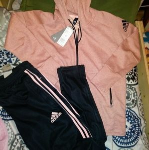 Brand New With Tags Woman's Adidas Outfit